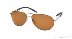 Costa Del Mar Wingman Sunglasses Palladium Frame - Costa Del Mar
