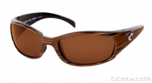 Costa Del Mar Hammerhead Sunglasses Driftwood Frame - Costa Del Mar