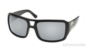 Costa Del Mar Lago Sunglasses- Shiny Black Frame - Costa Del Mar