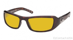 Costa Del Mar Santa Rosa Sunglasses Shiny Tortoise Frame - Costa Del Mar