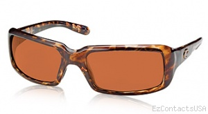 Costa Del Mar Switchfoot Sunglasses Tortoise Frame - Costa Del Mar