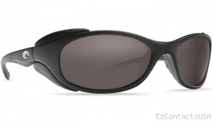 Costa Del Mar Frigate Sunglasses Matte Black - Costa Del Mar