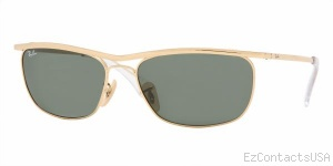 Ray-Ban RB3385 Sunglasses Olympian II Deluxe  - Ray-Ban