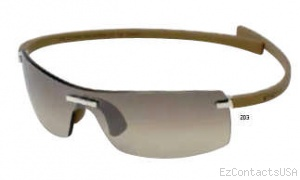 Tag Heuer Rimless Curve 5104 Sunglasses (Zenith) - Tag Heuer
