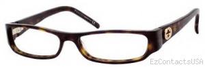 Gucci 3023 Eyeglasses - Gucci