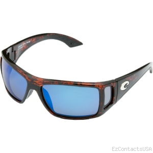 Costa Del Mar Bomba Sunglasses Tortoise Frame - Costa Del Mar