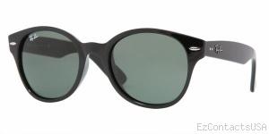 Ray-Ban RB4141 Sunglasses Round Wayfarer - Ray-Ban