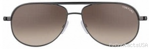 Tom Ford FT0143 Mathias Sunglasses - Tom Ford
