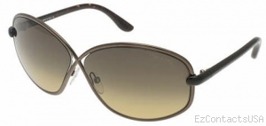 Tom Ford FT0160 Brigitte Sunglasses - Tom Ford