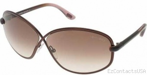 Tom Ford FT0164 Nicole Sunglasses - Tom Ford