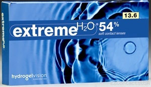 Extreme H2O 54% 13.6 6 Pack - Hydrogel Vision