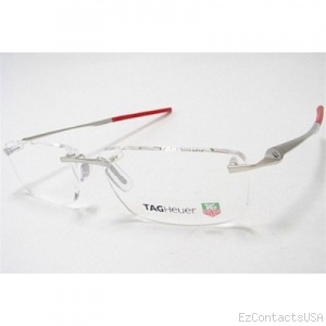 Tag Heuer 27 Optics 1104 Eyeglasses - Tag Heuer