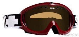 Spy Optic Targa 11 Goggles - Persimmon Lenses - Spy Optic