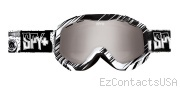 Spy Optic Zed Goggles - Mirror Lenses - Spy Optic