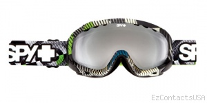 Spy Optic Soldier Goggles - Mirror Lenses - Spy Optic