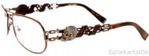 Ed Hardy EHO 705 Eyeglasses - Ed Hardy