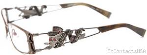 Ed Hardy EHO 708 Eyeglasses - Ed Hardy