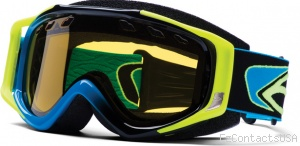 Smith Optics SNOW FUEL V.2 SWEAT-X Snowmobile Goggles - Smith Optics