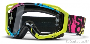 Smith Optics FUEL V.2 SWEAT-X Moto Goggles - Smith Optics