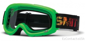 Smith Optics Gambler Mx Moto Goggles - Smith Optics