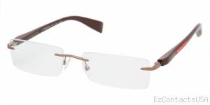 Prada PS 56BV Eyeglasses - Prada Sport