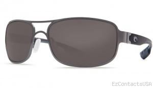 Costa Del Mar Grand Isle Sunglasses - Gunmetal Frame - Costa Del Mar
