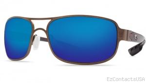 Costa Del Mar Grand Isle Sunglasses - Gold Frame - Costa Del Mar