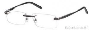 MontBlanc MB0349 Eyeglasses - Montblanc