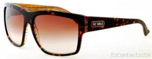 Black Flys Free Flying Sunglasses - Black Flys