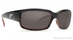Costa Del Mar Caballito Sunglasses Black Coral Frame - Costa Del Mar