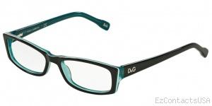 D&G DD1212 Eyeglasses - D&G