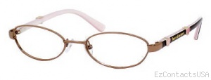 Juicy Couture Golden Eyeglasses - Juicy Couture