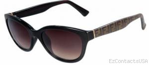 Fendi FS 5105K Logo Sunglasses - Fendi