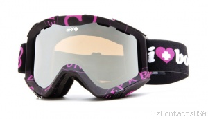 Spy Optic Zed Goggles - Spy Optic