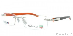 Tag Heuer Trends Rubber 8109 Eyeglasses - Tag Heuer