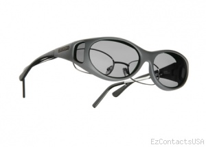 Cocoons OveRx 3D Streamline Sunglasses - Cocoons