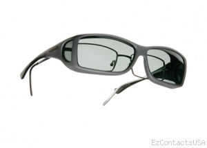 Cocoons OveRx Wide Line 3D Sunglasses - Cocoons