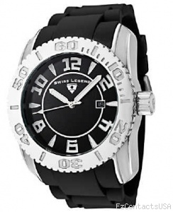Swiss Legend Commander 3H Watch 20068 - Swiss Legend