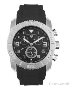 Swiss Legend Commander Rubber Watch 20065 - Swiss Legend