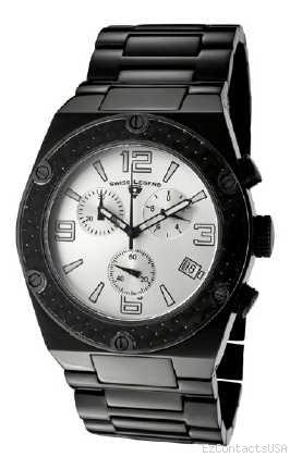 Swiss Legend Throttle IP Black Watch 40025 - Swiss Legend