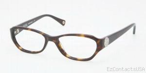 Coach HC6009 Eyeglasses Violet - Coach