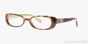 Coach HC6016 Eyeglasses Saige  - Coach