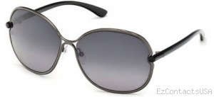 Tom Ford FT0222 Leila Sunglasses - Tom Ford