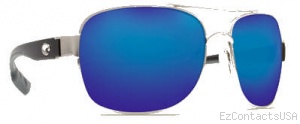 Costa Del Mar Cocos Sunglasses Palladium Frame - Costa Del Mar