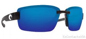 Costa Del Mar Galveston Sunglasses - Black Frame - Costa Del Mar