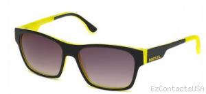 Diesel DL0012 Sunglasses - Diesel