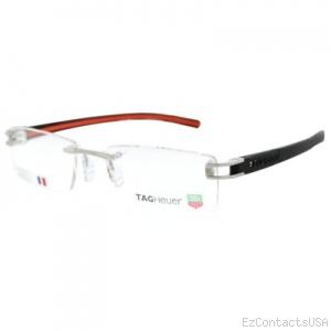 Tag Heuer 7641 Track-S Eyeglasses - Tag Heuer