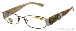 Ed Hardy EHO 711 Eyeglasses - Ed Hardy