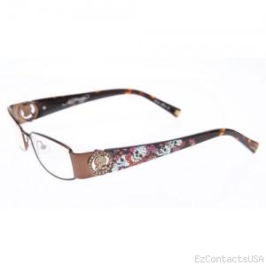 Ed Hardy EHO 714 Eyeglasses - Ed Hardy