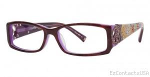 Ed Hardy EHO 715 Eyeglasses - Ed Hardy